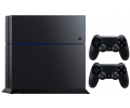 Sony PlayStation 4 Ultimate Player Edition - 1TB - inkl. 2 Controller Konsolen verkaufen